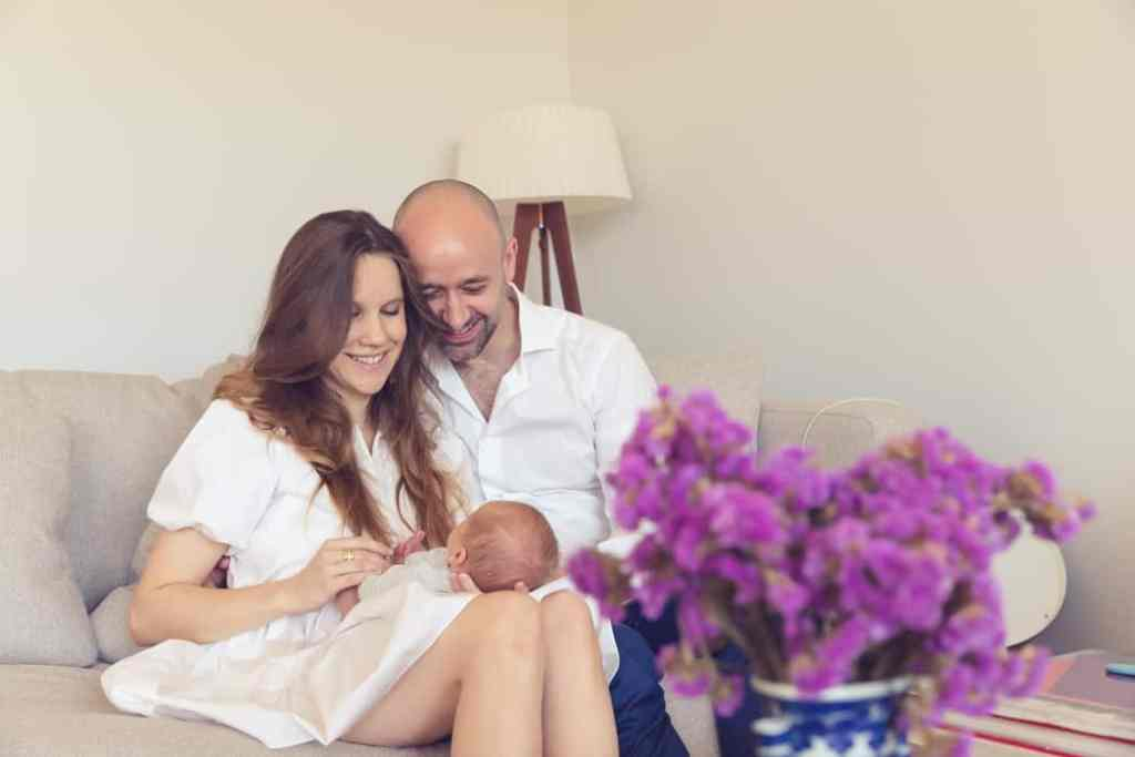 Babyfotograaf Lifestyle newborn